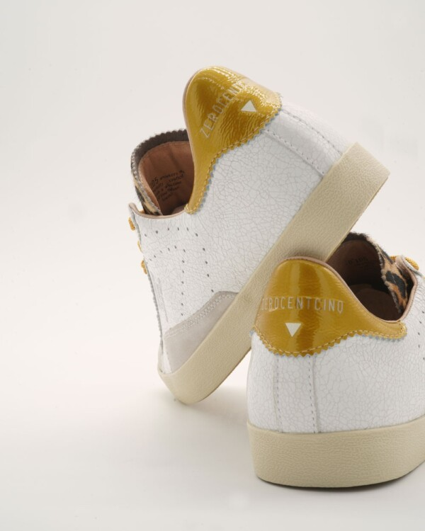 Sneakers Leo Gold